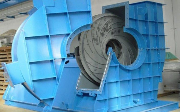 High Pressure Fans : Products heavy duty fans